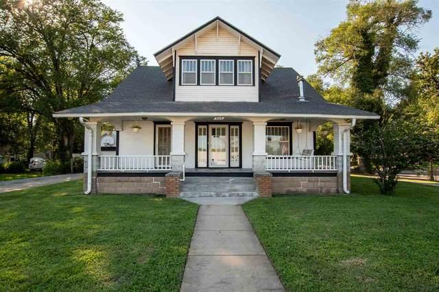 523 N Santa Fe St, Augusta, KS 67010 (MLS #584844) :: Keller Williams Hometown Partners