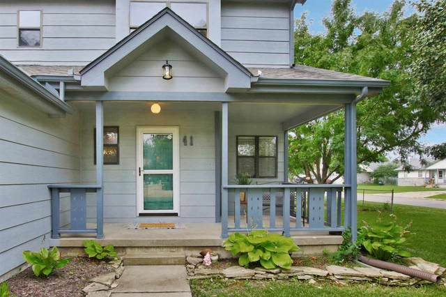41 Arnold Dr, Augusta, KS 67010 (MLS #584863) :: On The Move