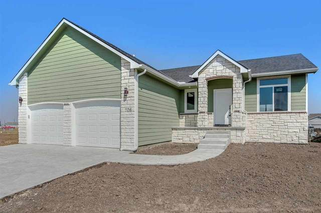 708 N Redbud Ave, Valley Center, KS 67147 (MLS #584963) :: On The Move