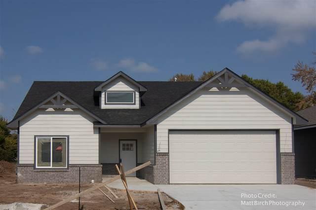 1923 N 119th St W, Wichita, KS 67235 (MLS #585069) :: Preister and Partners | Keller Williams Hometown Partners