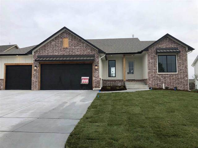 2424 N Bluestone St, Andover, KS 67002 (MLS #585305) :: Preister and Partners | Keller Williams Hometown Partners