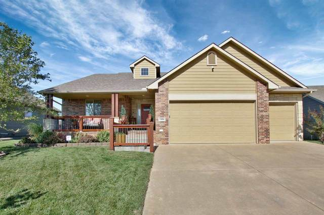 1406 S Alden Str, Wichita, KS 67230 (MLS #585357) :: On The Move