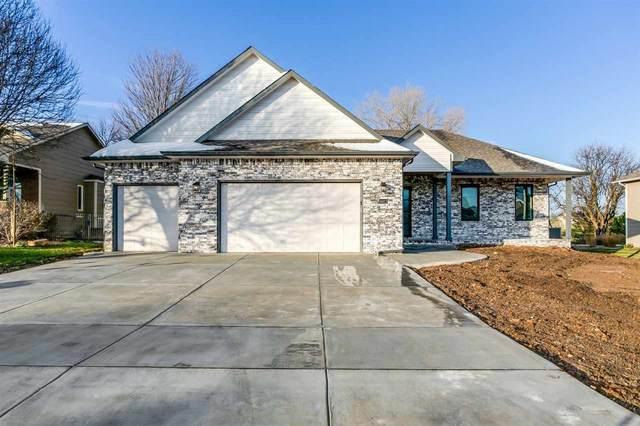 14812 W Moscelyn, Wichita, KS 67235 (MLS #585579) :: Pinnacle Realty Group
