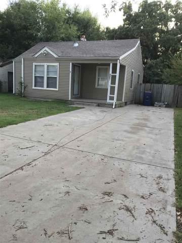 827 S Crestway Ave, Wichita, KS 67218 (MLS #585606) :: Keller Williams Hometown Partners