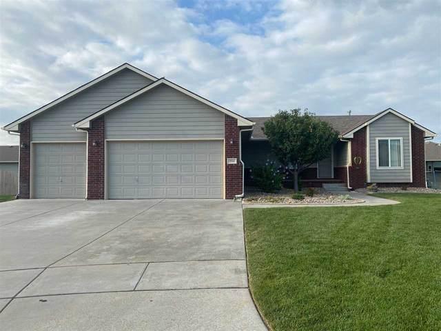 916 N Oak Ridge Ct, Goddard, KS 67052 (MLS #585959) :: Keller Williams Hometown Partners
