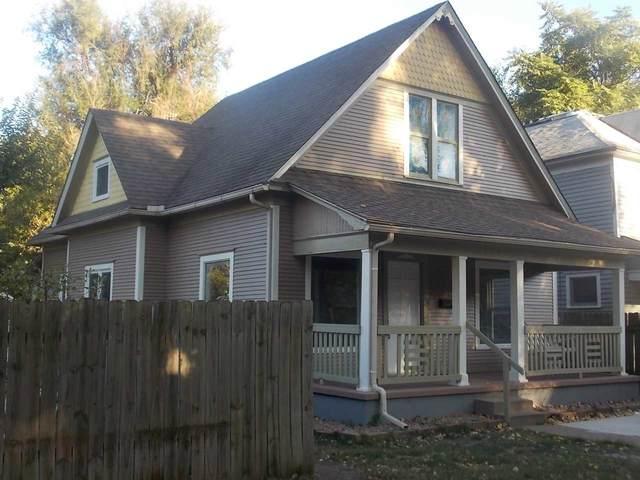 1014 S Main St, Wichita, KS 67213 (MLS #585999) :: Preister and Partners | Keller Williams Hometown Partners