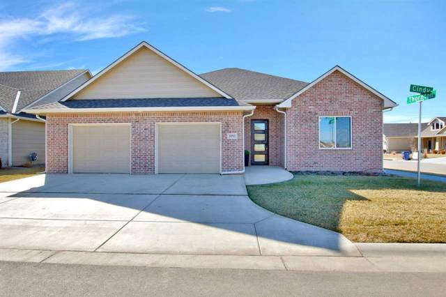 12515 W Cindy, Wichita, KS 67235 (MLS #586361) :: Graham Realtors