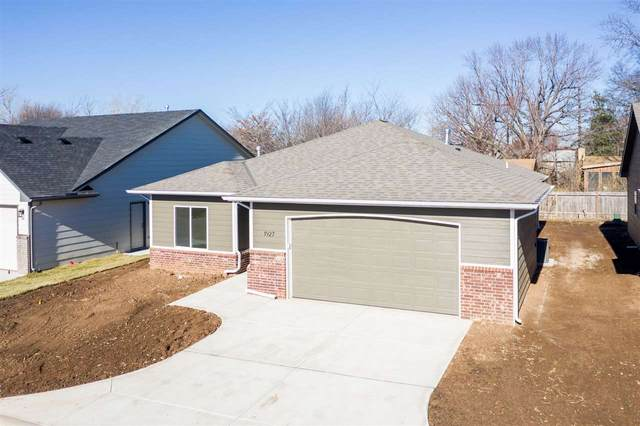 1927 N 119th Ct W, Wichita, KS 67235 (MLS #586438) :: Kirk Short's Wichita Home Team