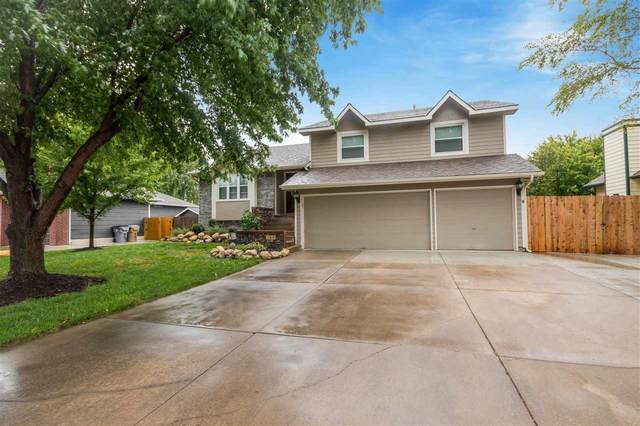 109 S Crosswood Ln, Derby, KS 67037 (MLS #586504) :: On The Move