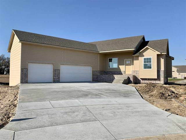 13702 E Morris Cir, Wichita, KS 67230 (MLS #586582) :: Jamey & Liz Blubaugh Realtors