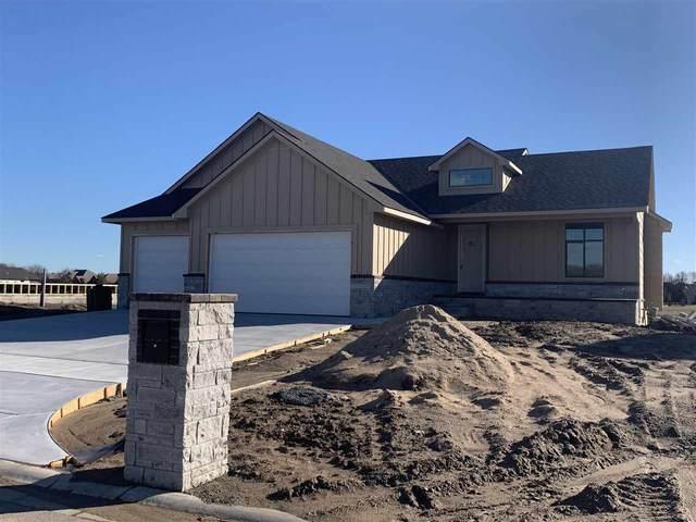 5017 N Athenian, Wichita, KS 67204 (MLS #587425) :: The Boulevard Group
