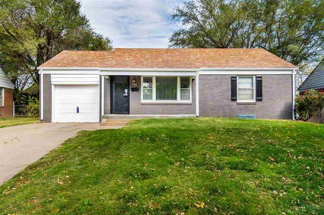 7302 E Morris, Wichita, KS 67207 (MLS #587544) :: Jamey & Liz Blubaugh Realtors