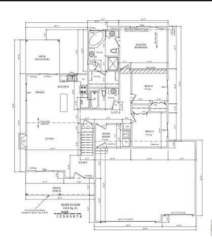 4925 S Saint Paul, Wichita, KS 67217 (MLS #587775) :: Preister and Partners | Keller Williams Hometown Partners