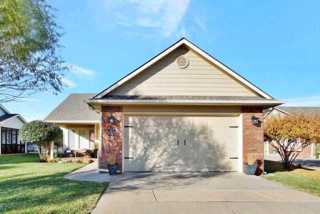 306 S Nineiron Ct, Wichita, KS 67235 (MLS #588566) :: Pinnacle Realty Group