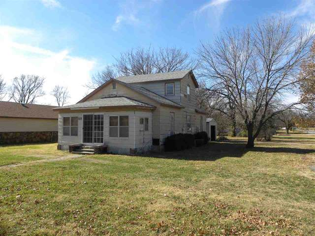 103 S Walnut, Eureka, KS 67045 (MLS #589134) :: Pinnacle Realty Group