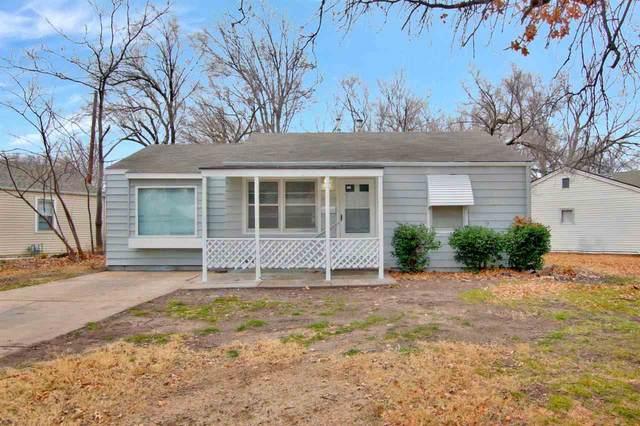 926 S Christine St, Wichita, KS 67218 (MLS #590160) :: On The Move