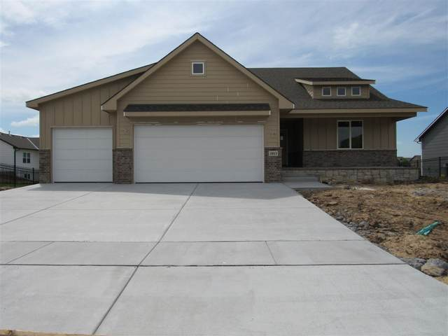 1013 N Liberty Cir, Wichita, KS 67235 (MLS #591337) :: Keller Williams Hometown Partners