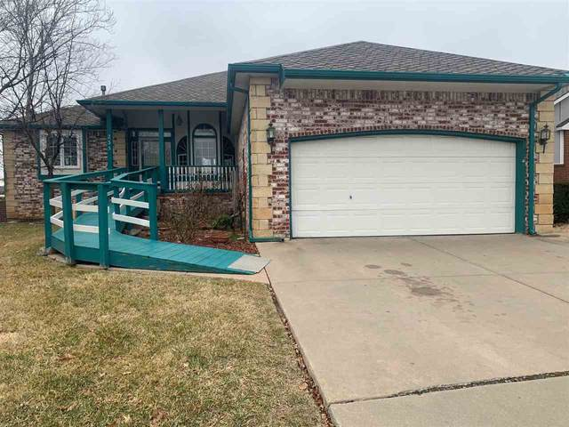 235 S Brownthrush Cr, Wichita, KS 67209 (MLS #591809) :: The Boulevard Group