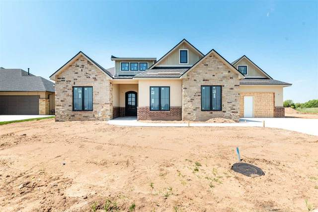 3829 N Brush Creek, Maize, KS 67101 (MLS #592269) :: COSH Real Estate Services