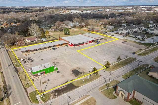 606 W 33rd St. N 3404 N Arkansas, Wichita, KS 67204 (MLS #592470) :: Kirk Short's Wichita Home Team
