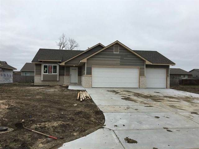 5382 N Pebblecreek, Bel Aire, KS 67226 (MLS #592729) :: Graham Realtors
