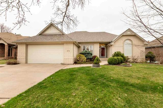 4776 N Portwest St, Wichita, KS 67204 (MLS #593741) :: Keller Williams Hometown Partners