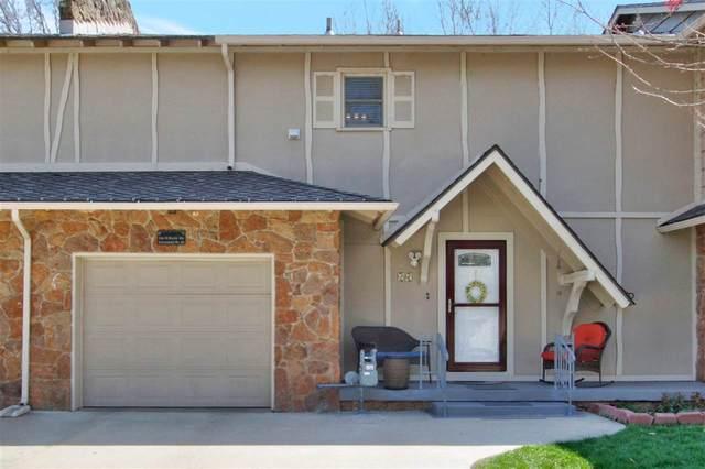 136 N Maize Rd #26, Wichita, KS 67212 (MLS #594066) :: Keller Williams Hometown Partners