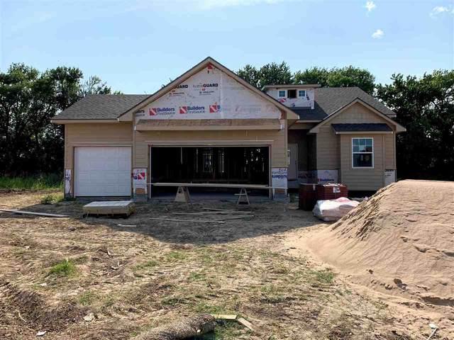 703 S Clear Creek Cir, Wichita, KS 67230 (MLS #595287) :: Keller Williams Hometown Partners