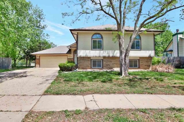 2304 S Cypress St, Wichita, KS 67207 (MLS #595300) :: Graham Realtors
