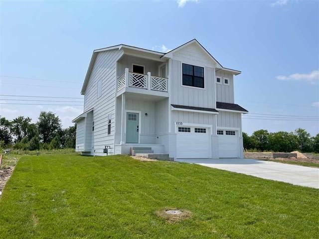 1133 Prairie Hill, Park City, KS 67219 (MLS #595999) :: Graham Realtors
