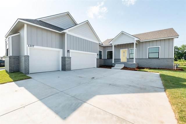 1217 E Prairie Hill Cir, Park City, KS 67219 (MLS #596002) :: Pinnacle Realty Group