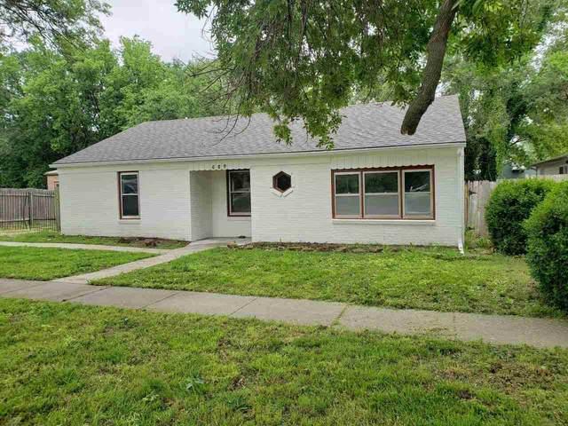 609 E Mulvane St, Mulvane, KS 67110 (MLS #596660) :: Keller Williams Hometown Partners