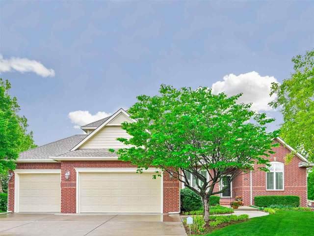 422 N Gateway Ct, Wichita, KS 67230 (MLS #596840) :: Keller Williams Hometown Partners