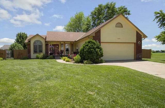 1517 Loring St, Haysville, KS 67060 (MLS #597141) :: Graham Realtors