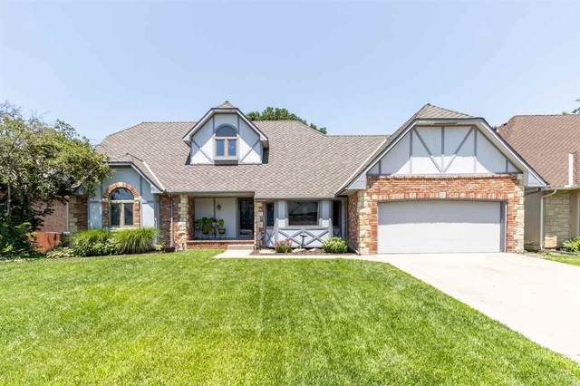 1229 N Coachhouse Ct, Wichita, KS 67235 (MLS #597357) :: The Boulevard Group