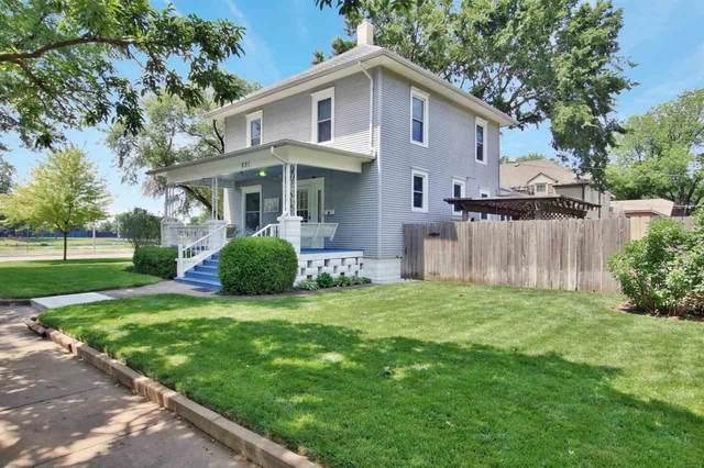 801 N Gilman Ave, Wichita, KS 67203 (MLS #597828) :: Kirk Short's Wichita Home Team