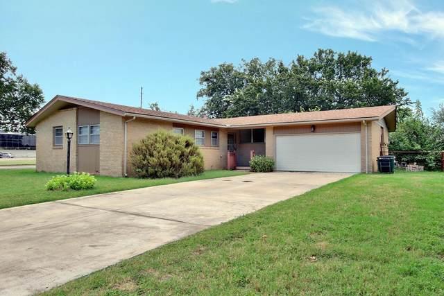 1401 N Lynnhurst Ave, Wichita, KS 67212 (MLS #600550) :: COSH Real Estate Services