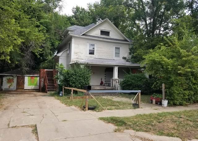 1618 N Fairmount Ave, Wichita, KS 67208 (MLS #600949) :: Matter Prop