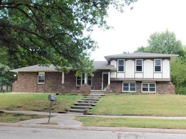 1223 N Century St, Mulvane, KS 67110 (MLS #601674) :: Kirk Short's Wichita Home Team
