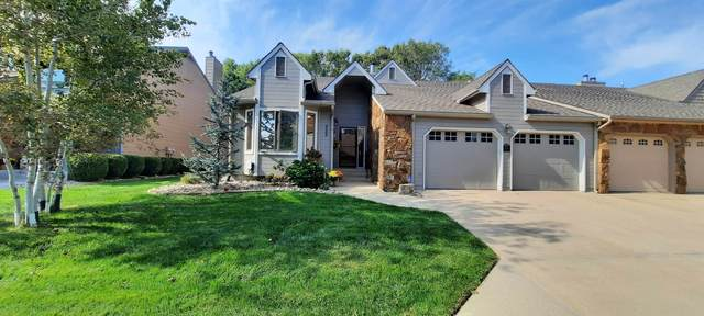 909 N Maize Rd Unit 222, Wichita, KS 67212 (MLS #602429) :: COSH Real Estate Services