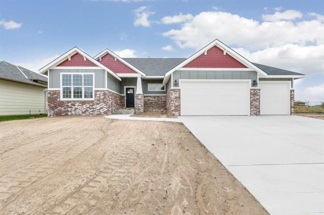 3813 N Estancia Court, Wichita, KS 67205 (MLS #536014) :: Better Homes and Gardens Real Estate Alliance