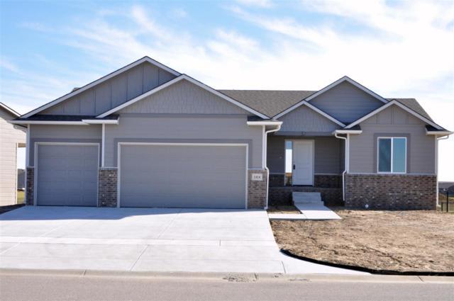 1414 N Aster, Andover, KS 67002 (MLS #541349) :: Select Homes - Team Real Estate