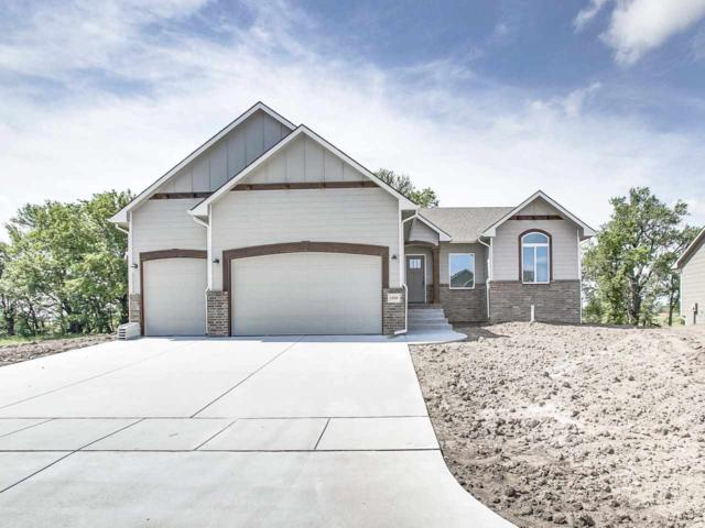 13505 W Lost Creek, Wichita, KS 67235 (MLS #545767) :: On The Move