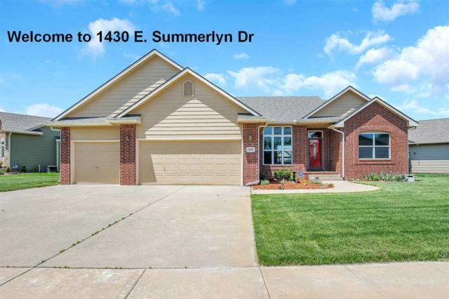1430 E Summerlyn Dr., Derby, KS 67037 (MLS #547376) :: Better Homes and Gardens Real Estate Alliance