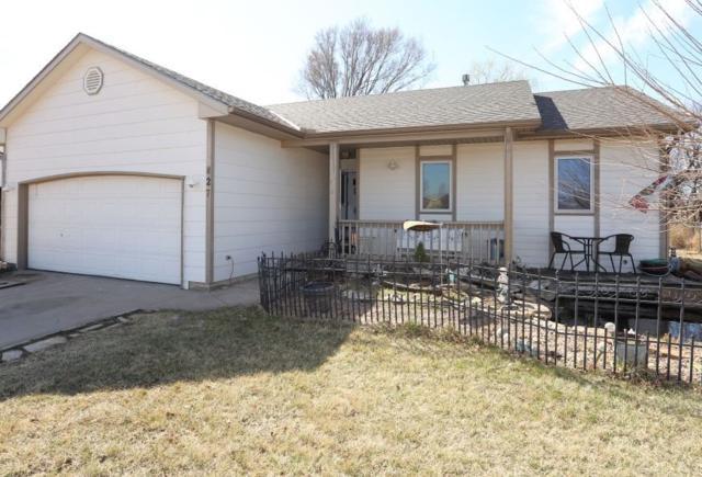 827 N Meadow Rd, Valley Center, KS 67147 (MLS #548306) :: Select Homes - Team Real Estate