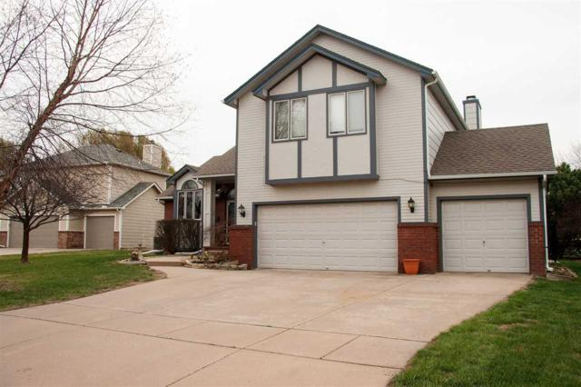 410 N Jaax Ct, Wichita, KS 67235 (MLS #549625) :: Better Homes and Gardens Real Estate Alliance