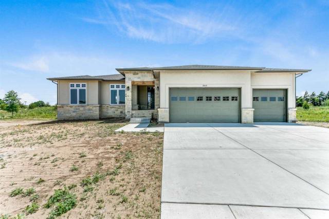 3819 N Estancia Court, Wichita, KS 67205 (MLS #549648) :: Better Homes and Gardens Real Estate Alliance