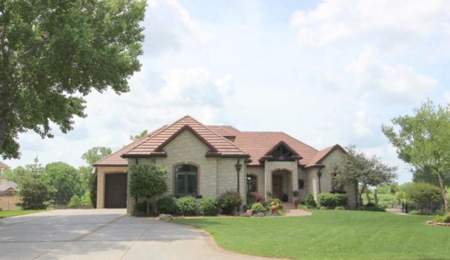 3517 W Crystal Beach Cir, Wichita, KS 67204 (MLS #551668) :: Select Homes - Team Real Estate