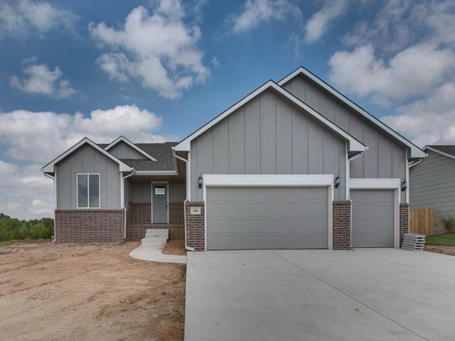 806 E Tyndall Ct, Derby, KS 67037 (MLS #552773) :: Select Homes - Team Real Estate
