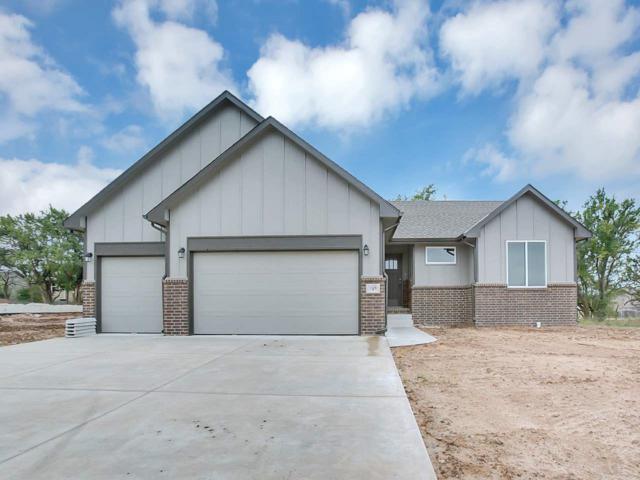 919 E Freedom, Derby, KS 67037 (MLS #552775) :: Select Homes - Team Real Estate